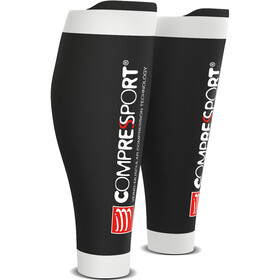 Compressport R2V2 Oxygen Calf Sleeves black